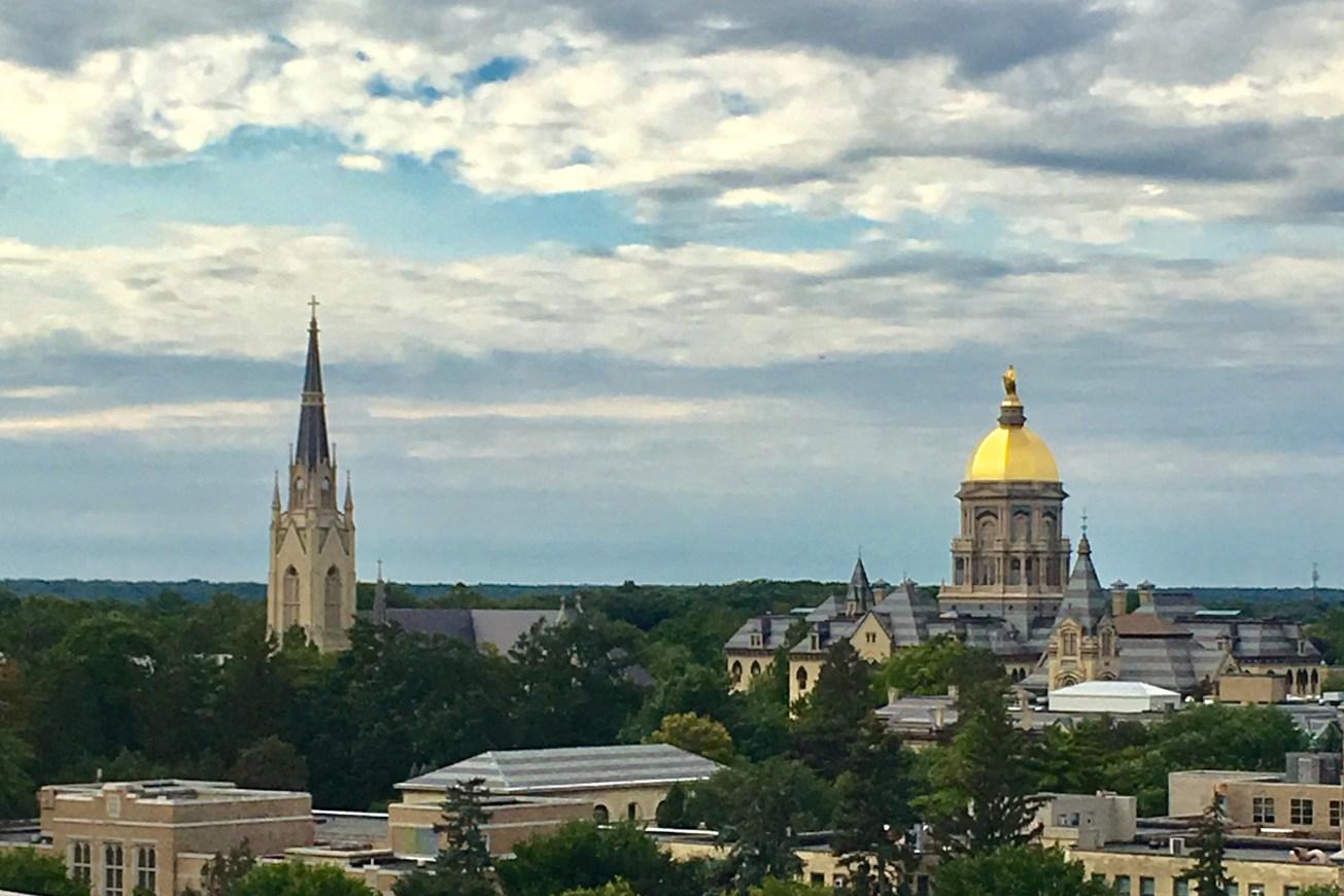 nd campus church dome gall a