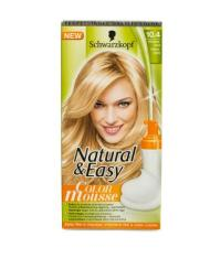 Natural & Easy Color Mousse - Schwarzkopf - Ivory - Hair ...