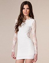 Cut Out Lace Dress SEK 249, V London - NELLY.COM