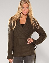 Olive Wrap Cardigan SEK 259, Serious Sally by Rut m.fl. - NELLY.COM