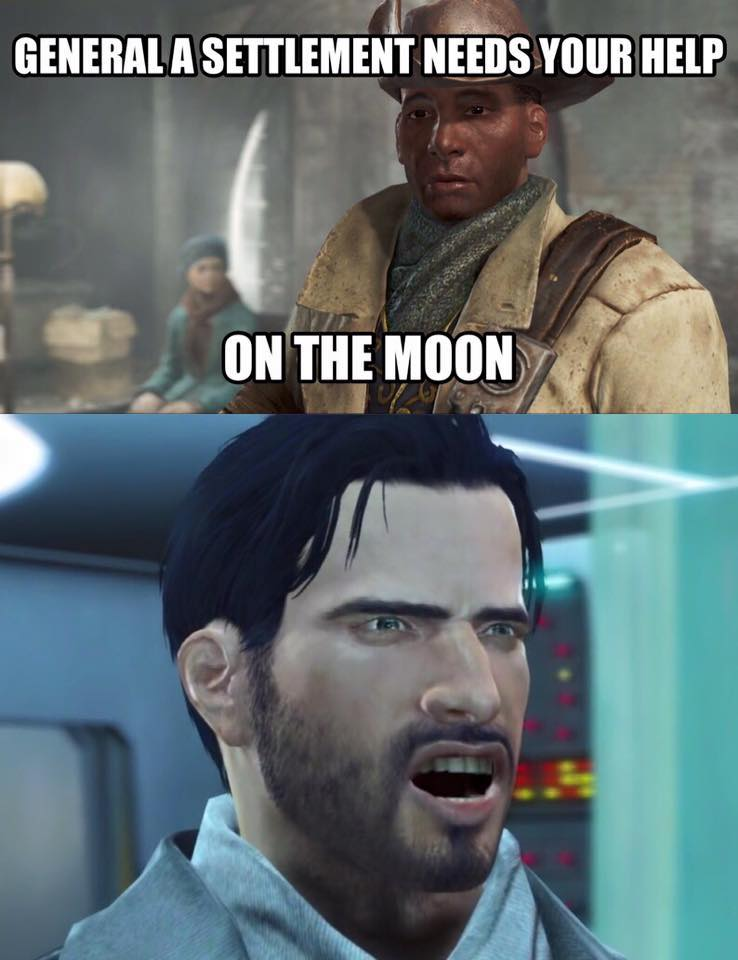 Preston Fallout 4 Meme : preston, fallout, Preston, Garvey,, Arguable, Annoying, Fallout, Character, Ever,, Spawns, Dozens, Related, Memes, Mutants, Allowed