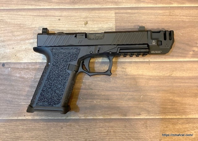 Is this the first ever P80 Glock in Pakistan?