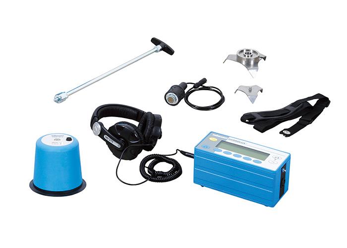 Equipment leak detection