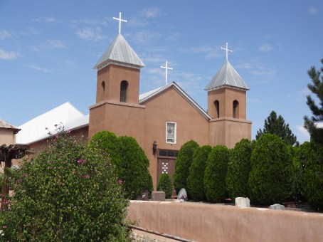 El Misiόn de Santa Cruz de la Cañada