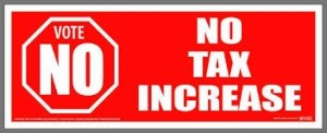 Mandated wages, tax increases?