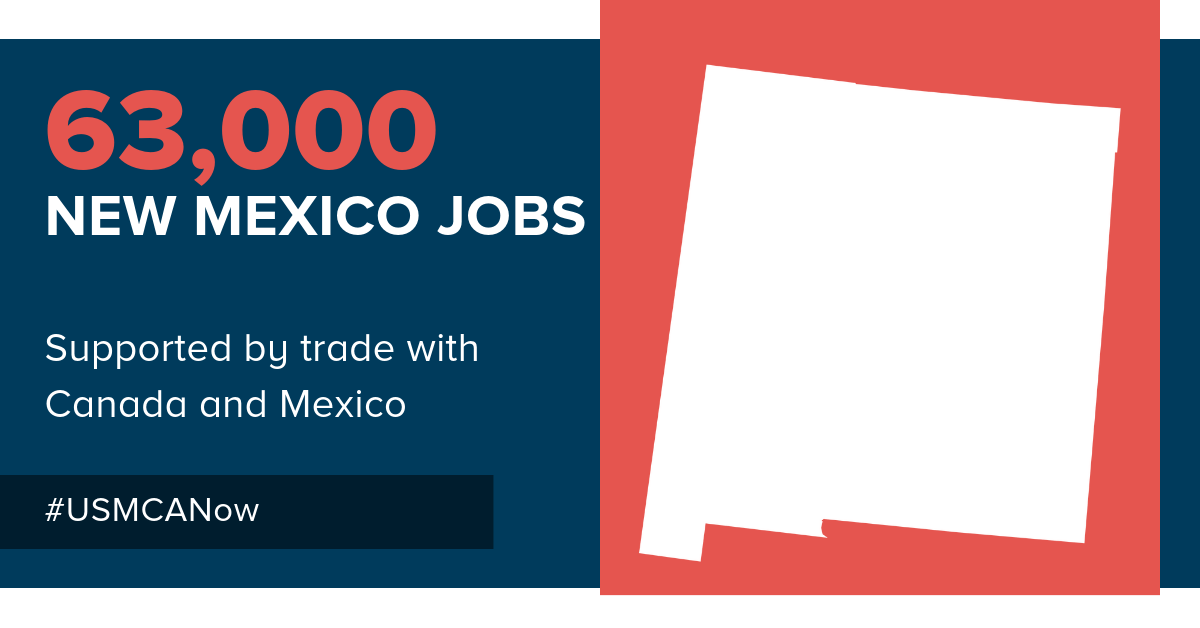 Coalition Letter on the USMCA (U.S.-Mexico-Canada Agreement)