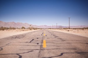 Southern NM roads are latest casualty of economic downturn