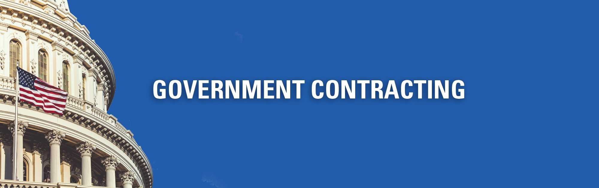 Join us for a free webinar on Government contracting and security