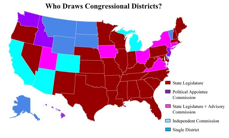 Read more about the article Redistricting only happens once every 10 years