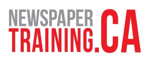 Newspapertraining.ca