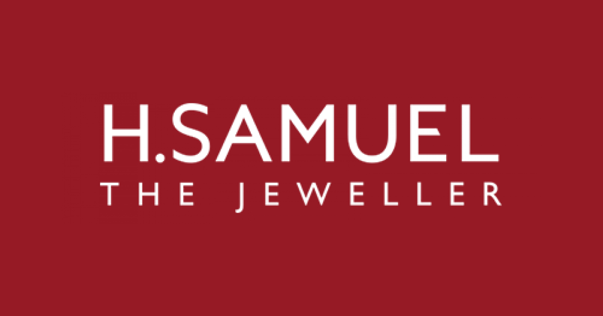 H Samuel Discount Codes & Promo Codes for November 2019 - Valid & Working Deals