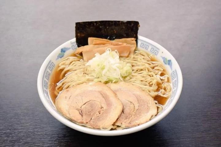(中華そば雲ノ糸より営業時間変更のお知らせ)