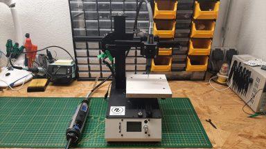 CNC-Fräse aus 3D-Drucker und Dremel bauen