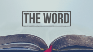 The Word - Wide Format