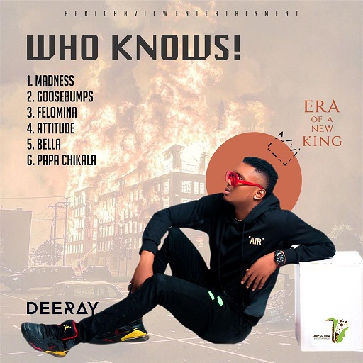 Deeray Who Knows EP