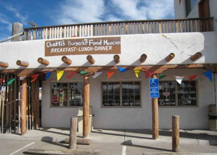 Charlie's Burgers & Mexican Food in Bernalillo
