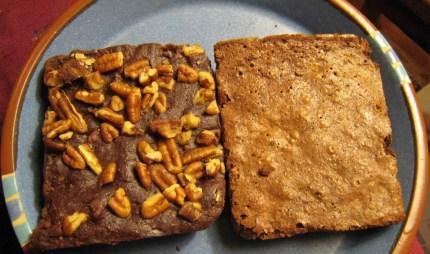 Brownies extraordinaire