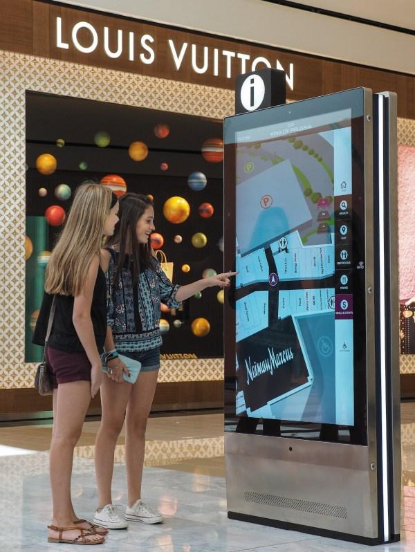 Digital Signage Directory Displays