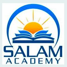 Salam Academy logo