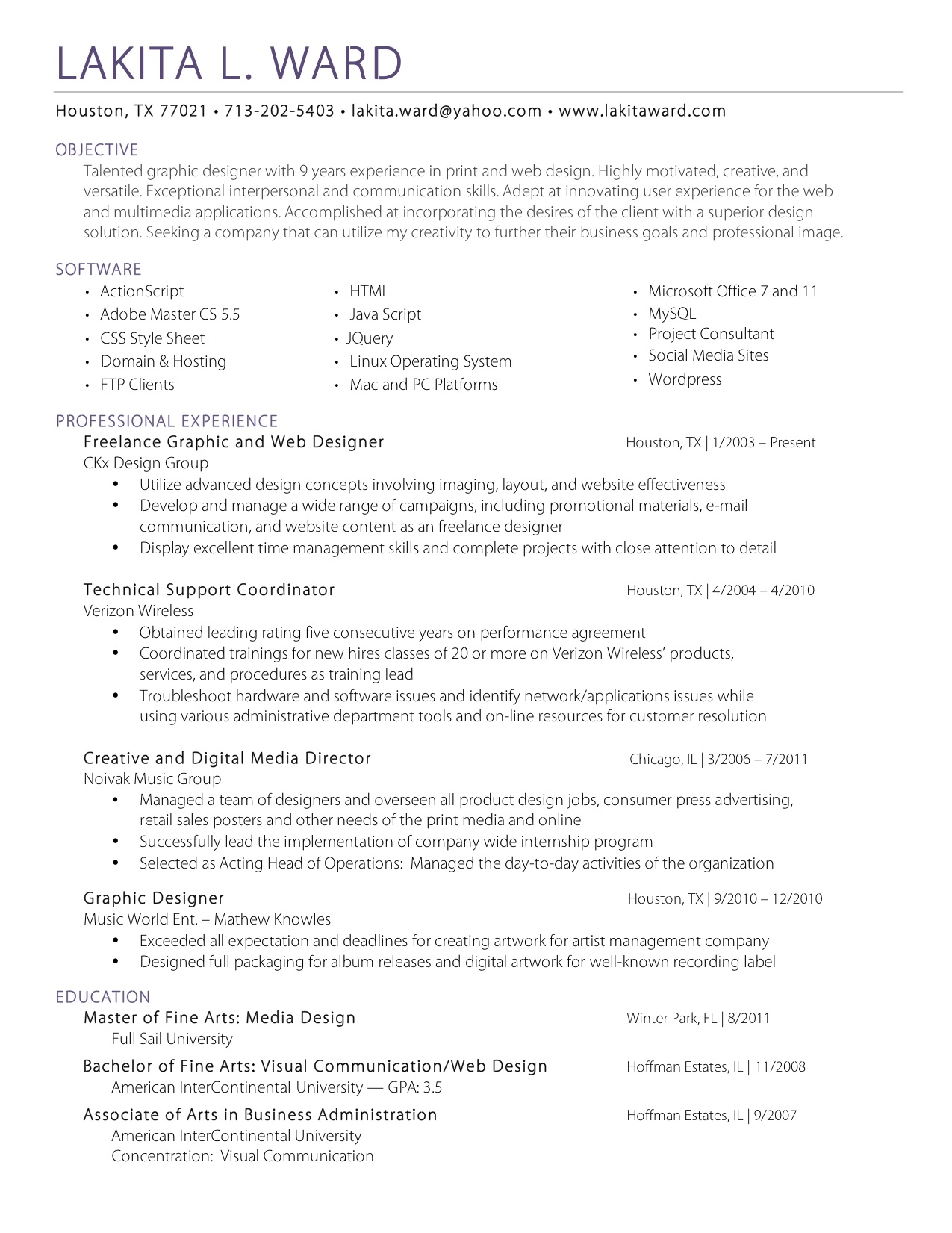 Resume Format For Makeup Artist Resume Samples New Media Communications