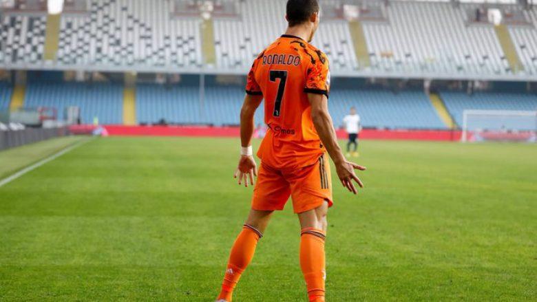 Pas dy golëshit ndaj Spezias, Ronaldo: Cristiano është rikthyer