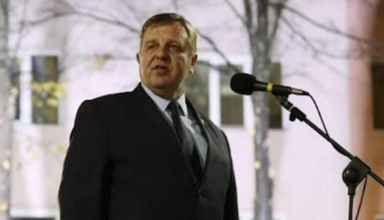 Karakaçanov i përsëriti kërkesat e tij para Parlamentit bullgar