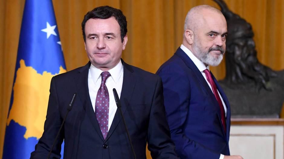 Kurti do e sfidojë edhe Ramën në Shqipëri, ja kandidatët e VV-së për zgjedhje