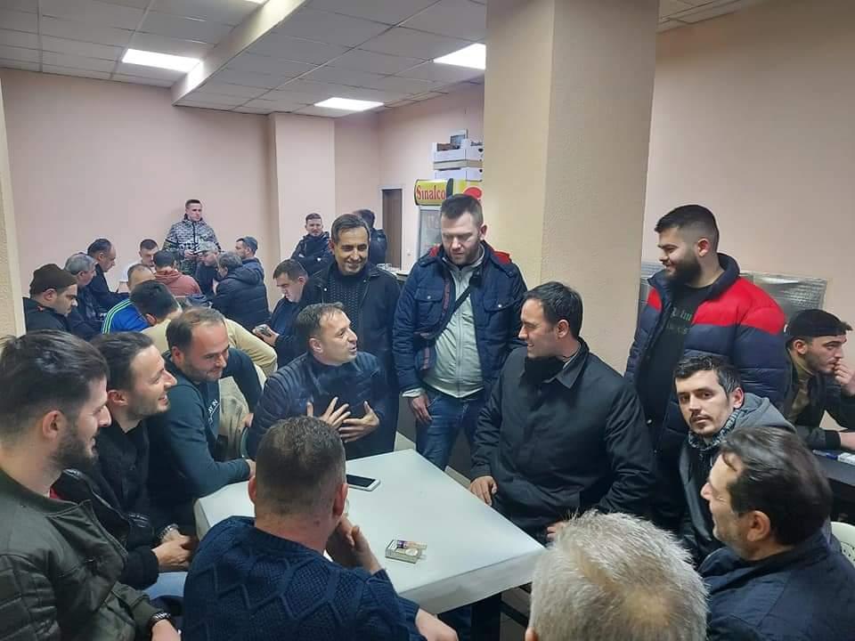Glauku te dajt në Shkup (Foto)