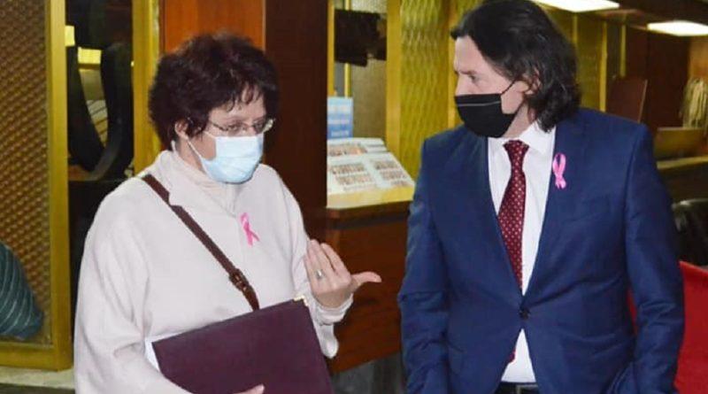 'Projektet shqiptare në Kulturë', zv/ministri Sulejmani i reagon ministres Stefoska