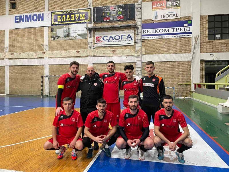 Futsall – Shkëndija me një këmbë në Ligë të parë