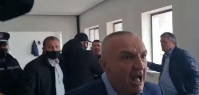 Përplasja e Metës me policinë bën 'bujë' në Serbi, ja çfarë shkruajnë mediat