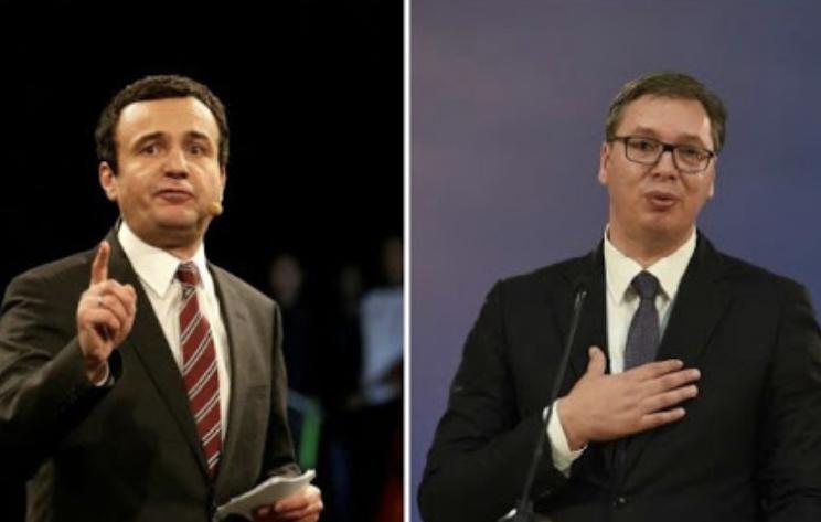 Kurti dhe Vuçiq javën e ardhshme takohen në Bruksel