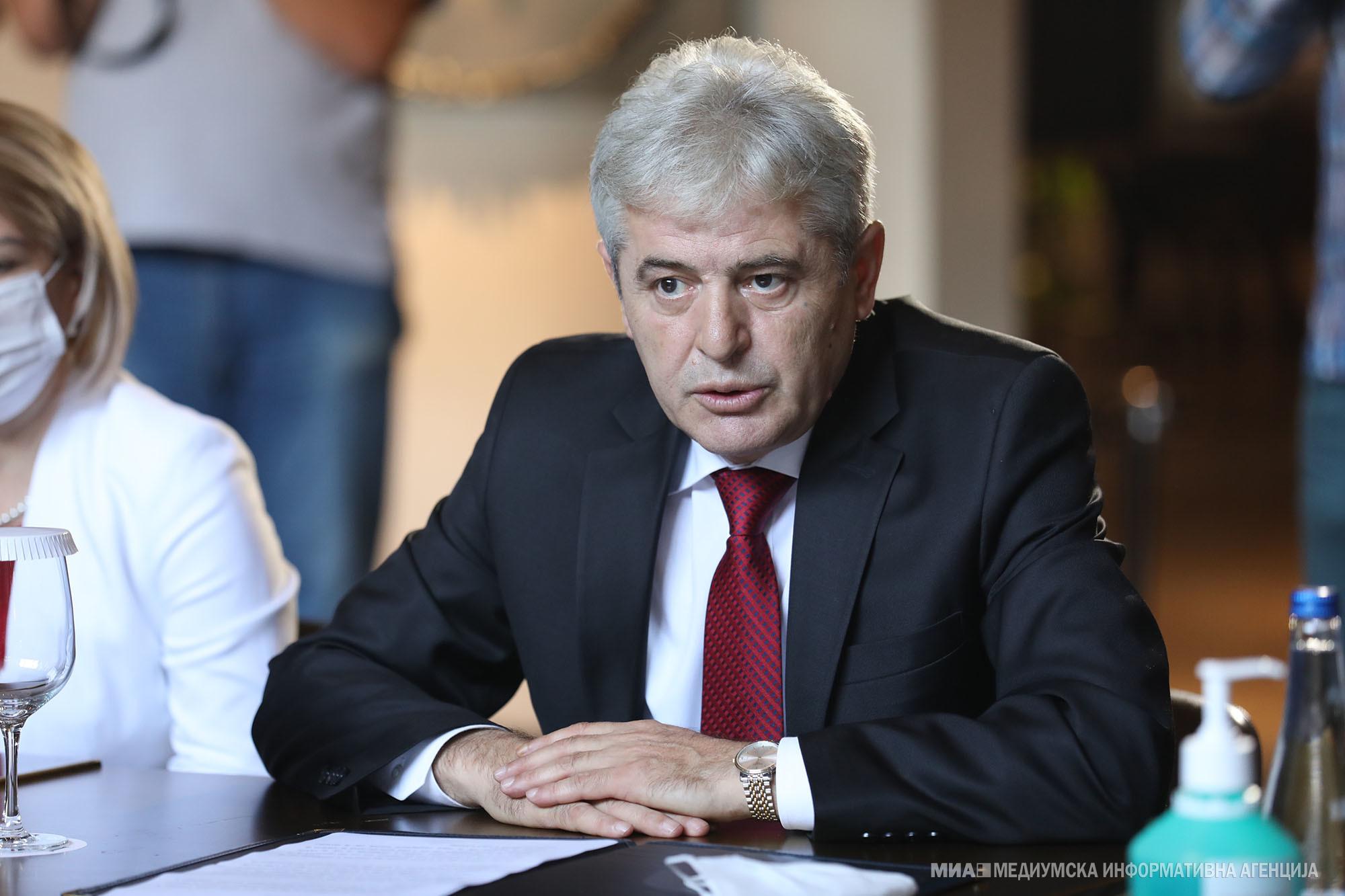 Ahmeti: Marrëveshja e Prespës si ajo e Ohrit