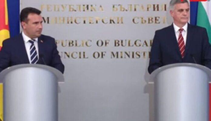 Kryeministri bullgar Janev, do të bëj tifo për reprezentacionin e Maqedonisë