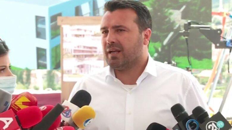 Zaev: Koalicionin do ta kemi edhe me Lëvizjen Besa dhe PDSH-në