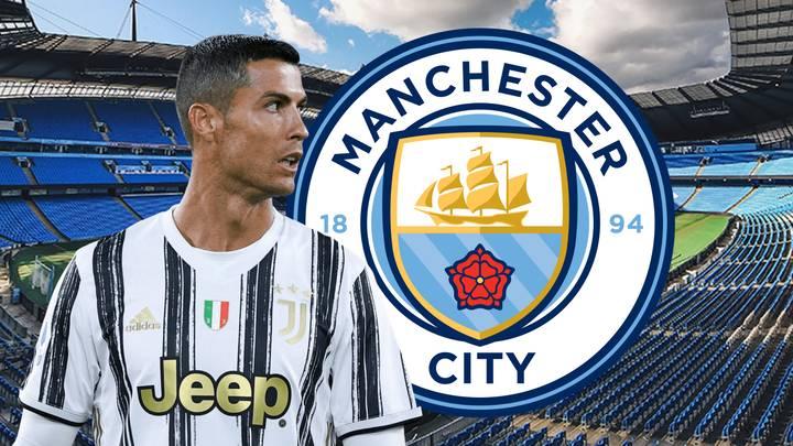 Punë e kryer, Cristiano Ronaldo në Manchester City