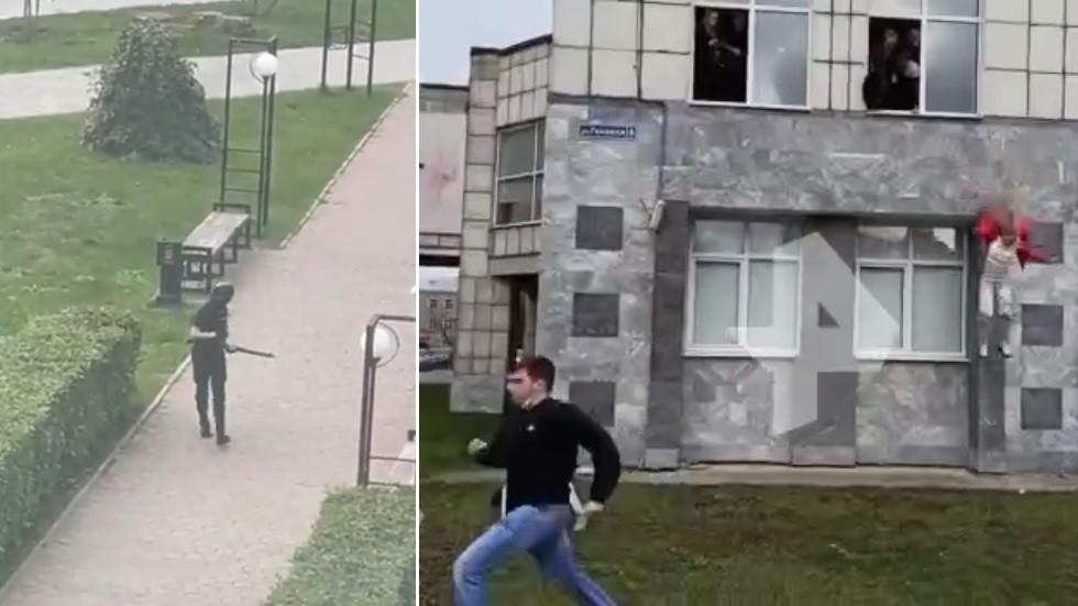 Atentat në një universitet rus, kaq persona ndërruan jetë