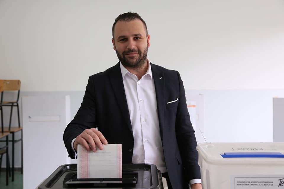 Voton Besar Durmishi: Dil edhe ti voto për qytetin që e don!