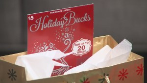 Give the gift of scratchers with New Mexico Lottery