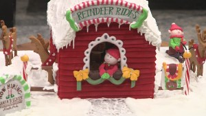 Support a great cause with Gingerbread Enchantment