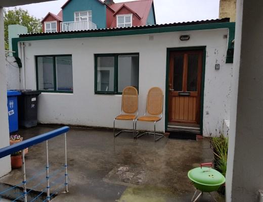 Airbnb House in Reykjavik