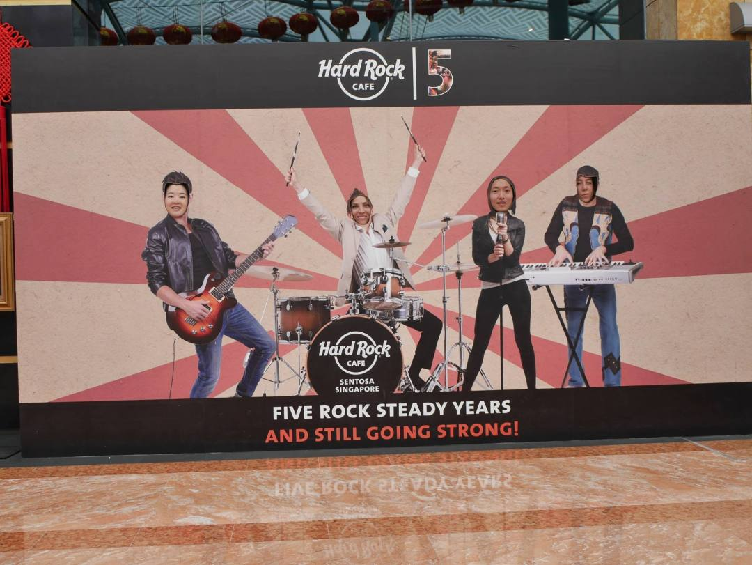 Pictures at Hard Rock Cafe