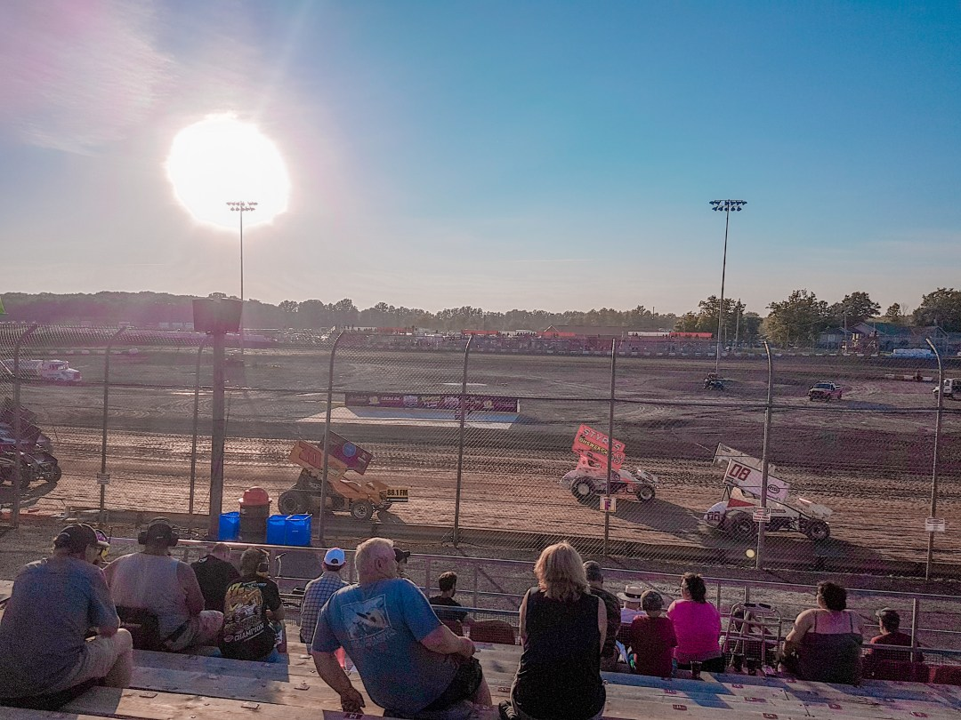 Sprint Car racing
