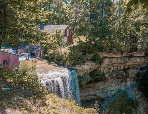 Bruce Trail Waterfalls