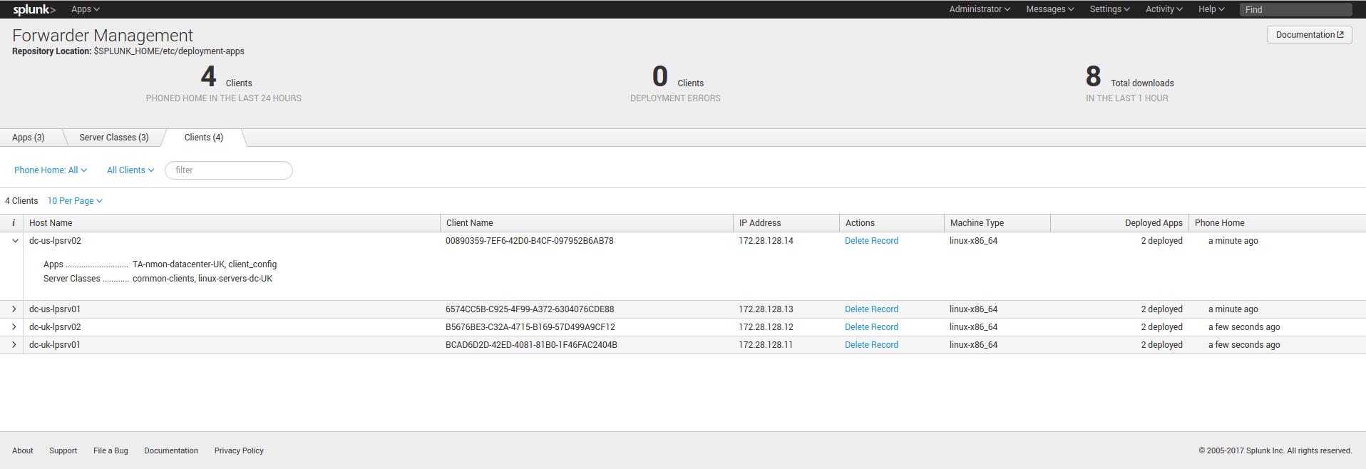 Userguide — Nmon Performance monitor Splunk app for Unix