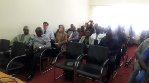 NMRC HOSTS STAKEHOLDER WORKSHOP