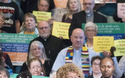 Clergy rally behind immigrant needs at Maine State House – Portland Press Herald (via Press Herald)