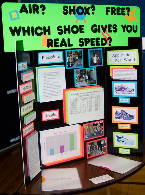 small resolution of NMS 7th Grade Earth Science / Past Science Fair Project Photos