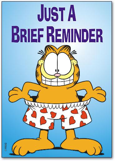 reminders coming