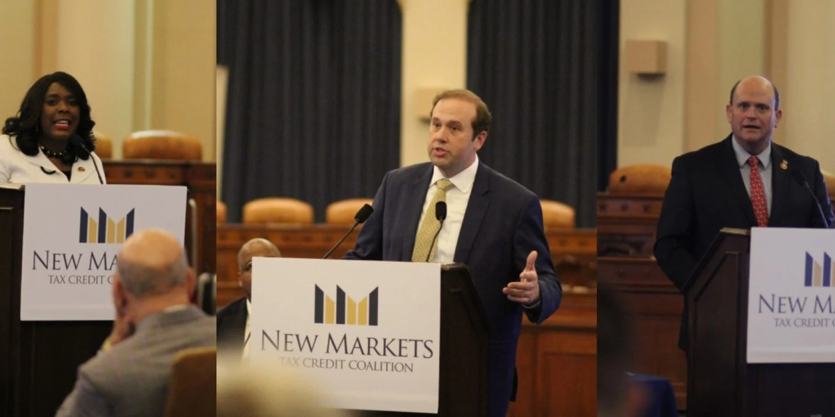 New Markets Tax Credit Coalition Hosts April 2019 Fly-in, Congressional Briefing